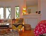 Londonderry View Historic Art Deco Living Room2