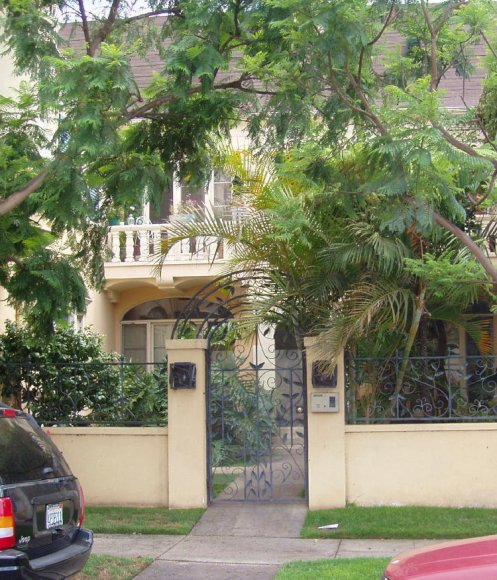 los angeles apartments for rent, los angeles apartment rentals, art deco apartments