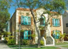Curson Ave Historic Art Deco