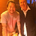 With Chef Roy Choi