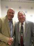 With City Councilman Paul Koretz