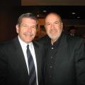 With LA superintendent Zev Yaroslavsky