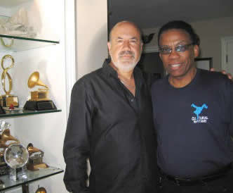 With Herbie Hancock