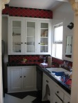 Detroit Street Historic Art Deco Kitchen2