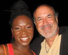 With India Arie