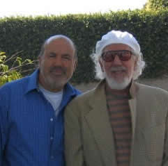 With producer/entertainment mogul Lou Adler