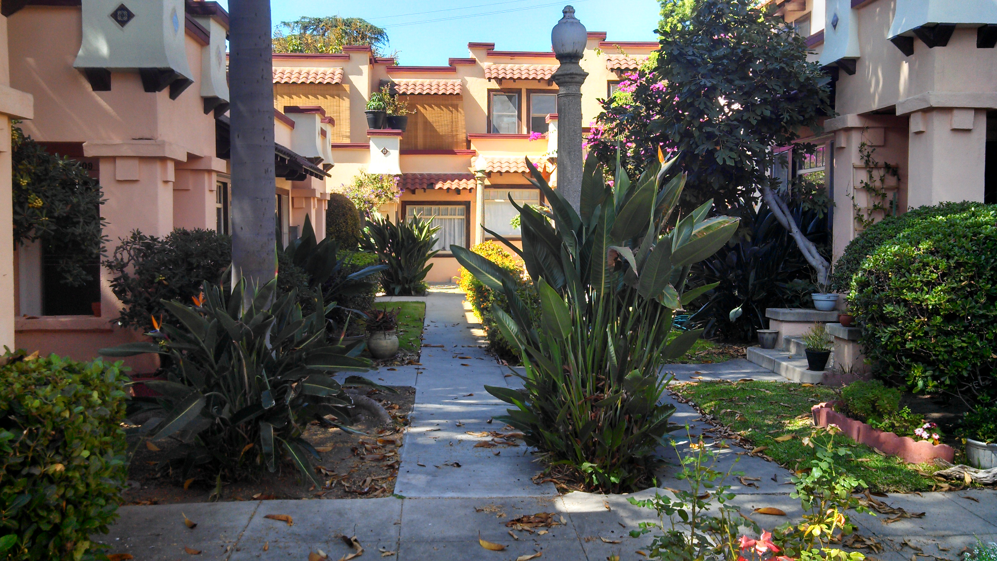 Vista Del Mar Historic Spanish Style Los Angeles |