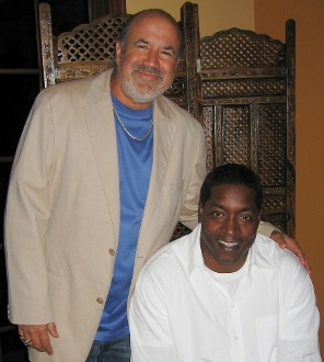 With Phillip G. Atwell, award-winning director & producer