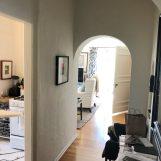 400-5 hall toward bedroom