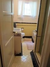 6010 1-2; into bathroom