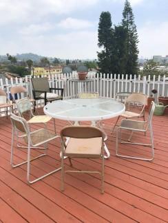 June 2018 -Rooftop Deck